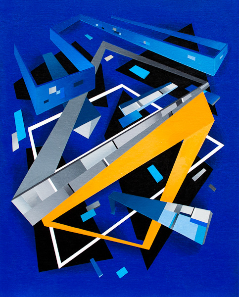 Blueprint 2 andre kan blueprint 2 16 in x 20 in acrylic on canvas 2016 malvernweather Images